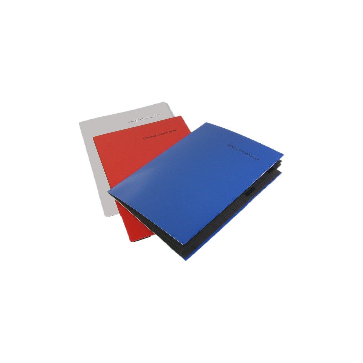 Post und Unterschriftenmappen